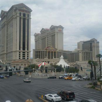 caesars casino las vegas phone number