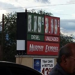 Murphy S Express Gas Stations 2730 Sunshine W Plz Sw Barelas