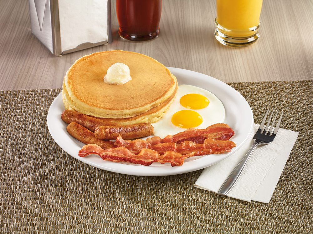 Denny's: 3001 Mountain Pass Blvd, Anthony, TX