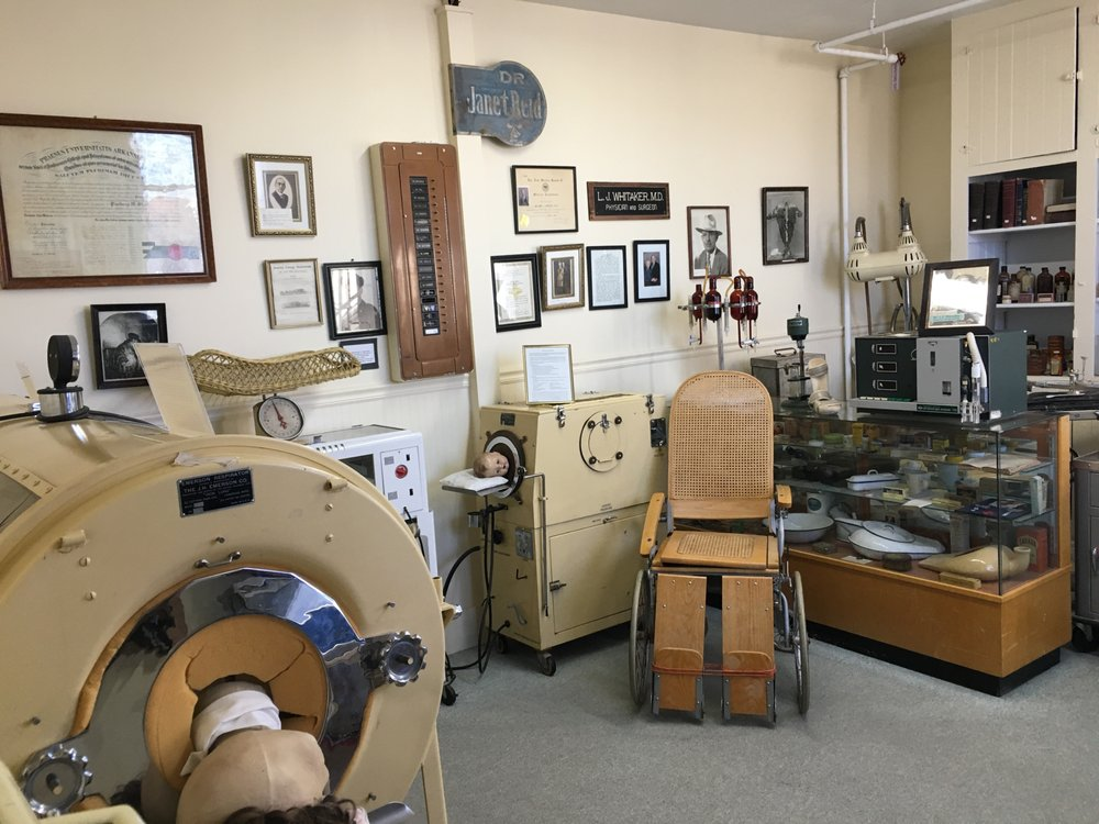 Deming Luna Mimbres Museum: 301 S Silver Ave, Deming, NM