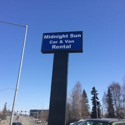 Midnight Car Rental Anchorage