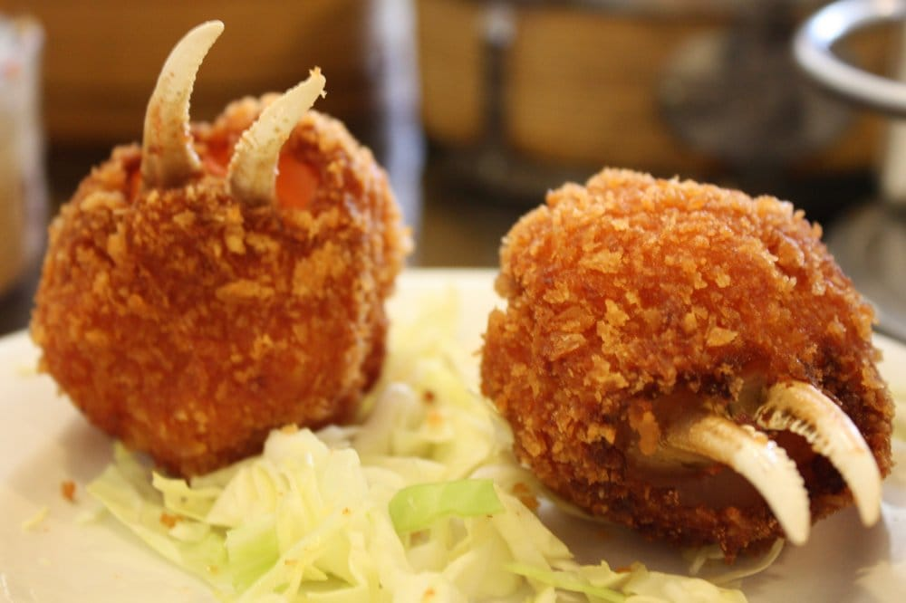 Fried Crab Balls at Star Kitchen. - Yelp
