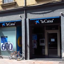 La caixa servicios financieros avda del rbigo 35 for Telefono oficina caixa