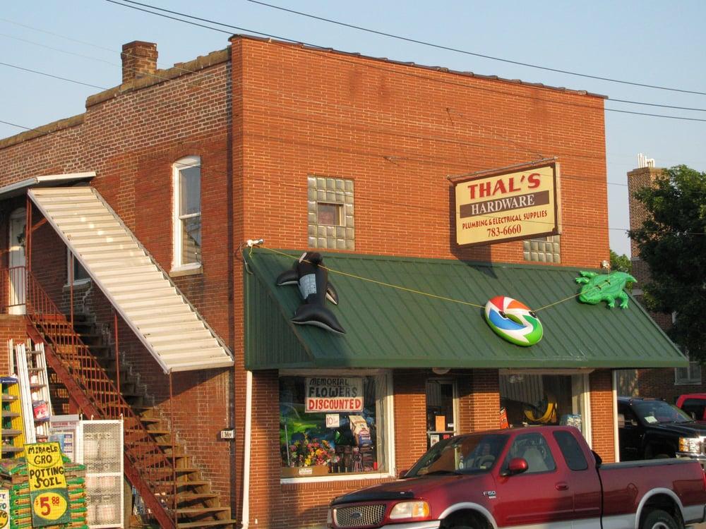 Thal's Hardware: 137 S Main St, Fredericktown, MO