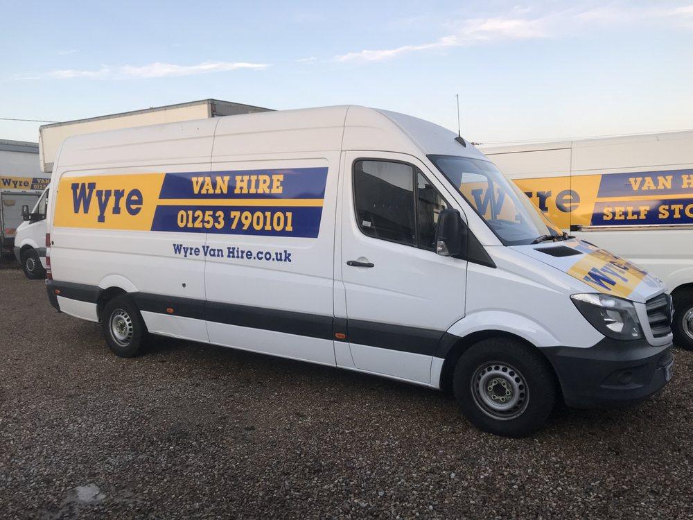 Wyre Car and Van hire