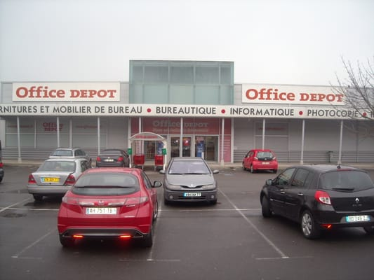 Office Depot Office Equipment 5 Alle Palombes Lognes Seine