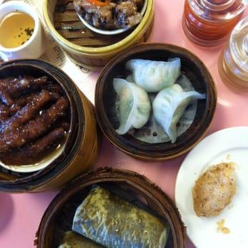Happy Days Restaurant Kaimuki Dim Sum Menu
