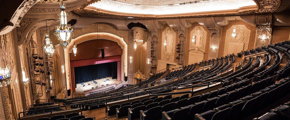 Photo By Jason Quigley Yelp - Schnitzer concert hall portland