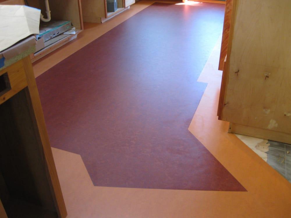 Photo Of Stephens Flooring Santa Cruz Soquel Ca United States Marmoleum Sheet