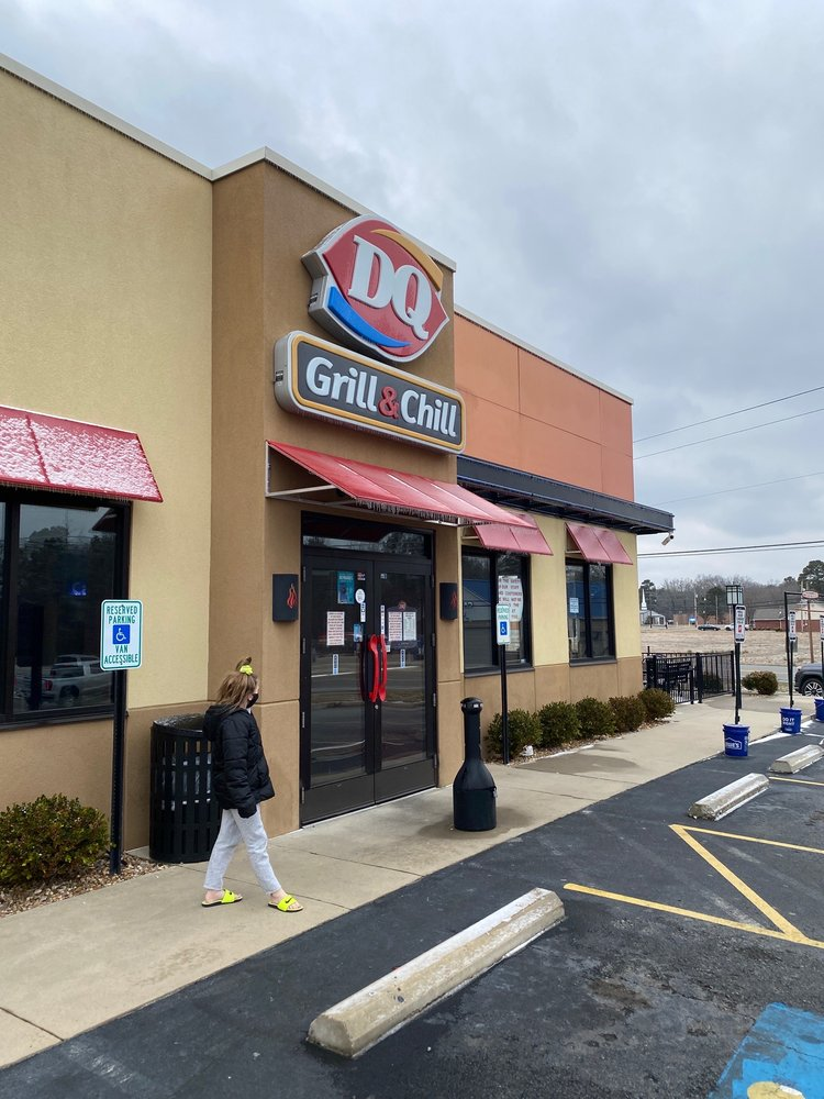 Dairy Queen Grill & Chill: 7810 Sheridan Rd, White Hall, AR