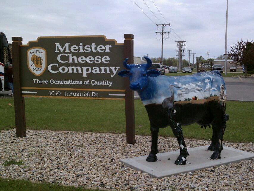 Meister Cheese: 960 E Nebraska St, Muscoda, WI