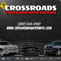 Riverside Auto Salvage >> Crossroads Truck And Auto Salvage Auto Repair 12421 Riverside Dr