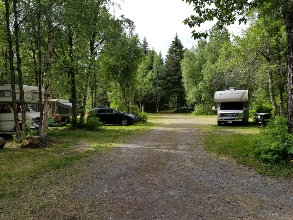 Moose Pass Campground: 34984 Seward Hwy, Moose Pass, AK
