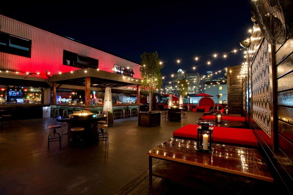 Proof Rooftop Lounge
