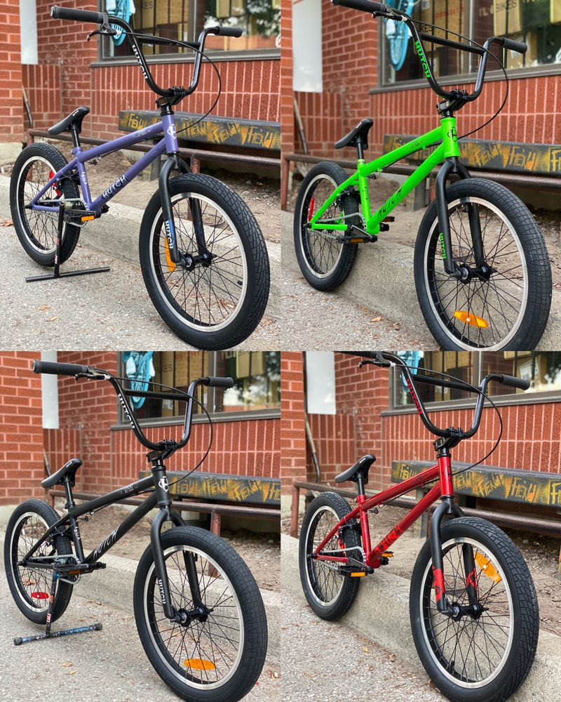 Harvester Bikes