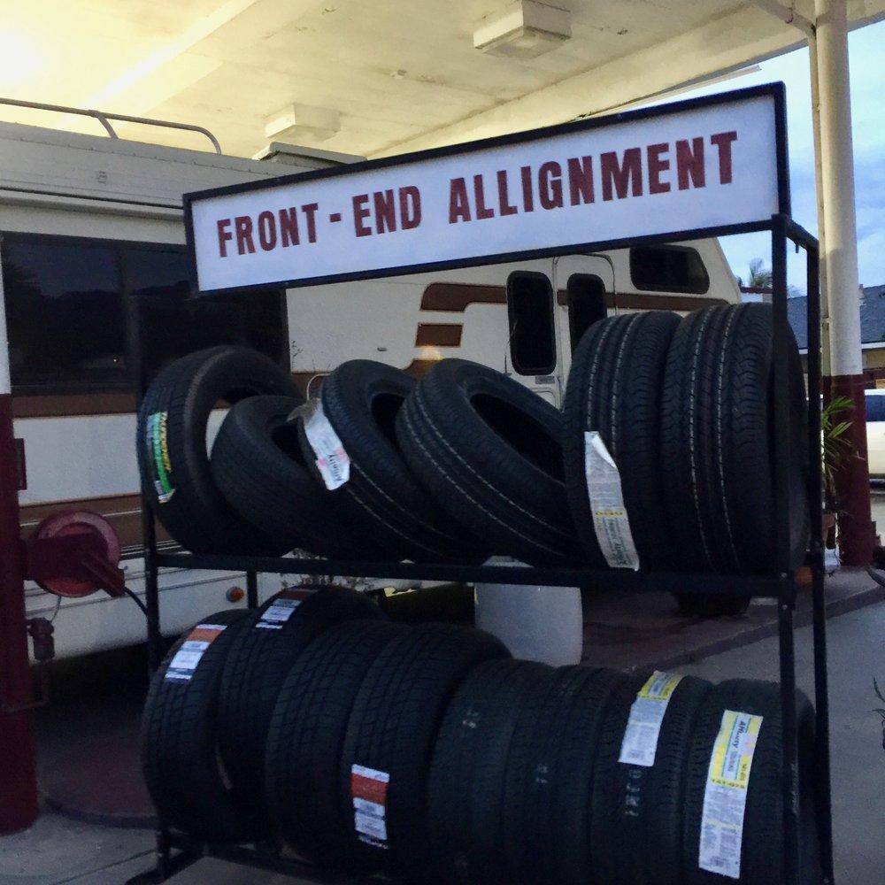 Beach Motor & Tires: 4897 Carpinteria Ave, Carpinteria, CA
