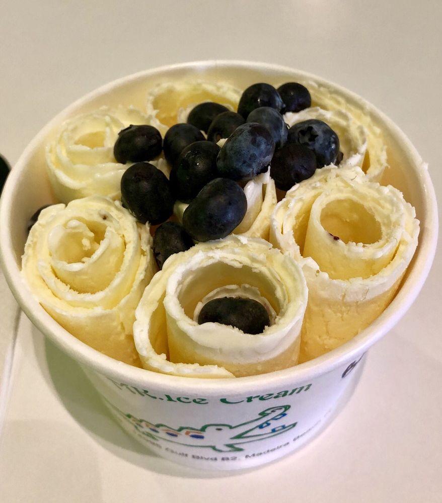 Mr Ice Cream: 14995 Gulf Blvd, Madeira Beach, FL