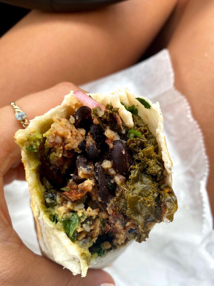 girlsgirlsgirls Burritos: 395 S Limestone St, Lexington, KY
