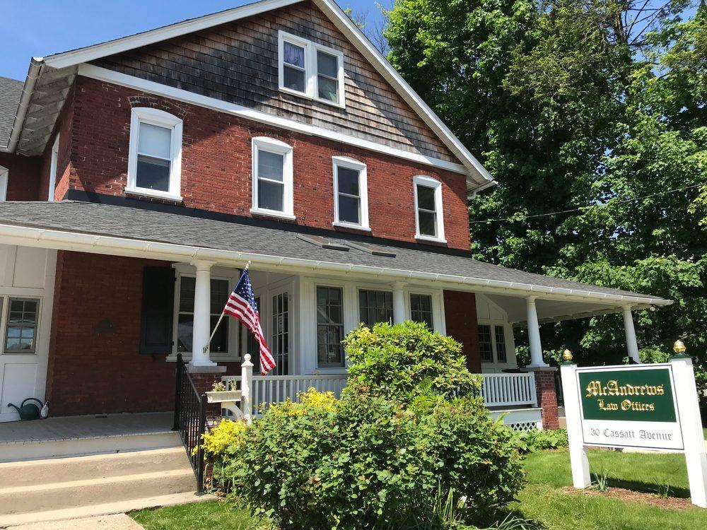 McAndrews Law Office: 30 Cassatt Ave, Berwyn, PA