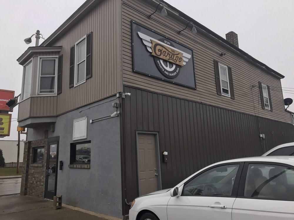 The garage 36 photos 59 avis burger 3001 60th st for Garage des paluds avis