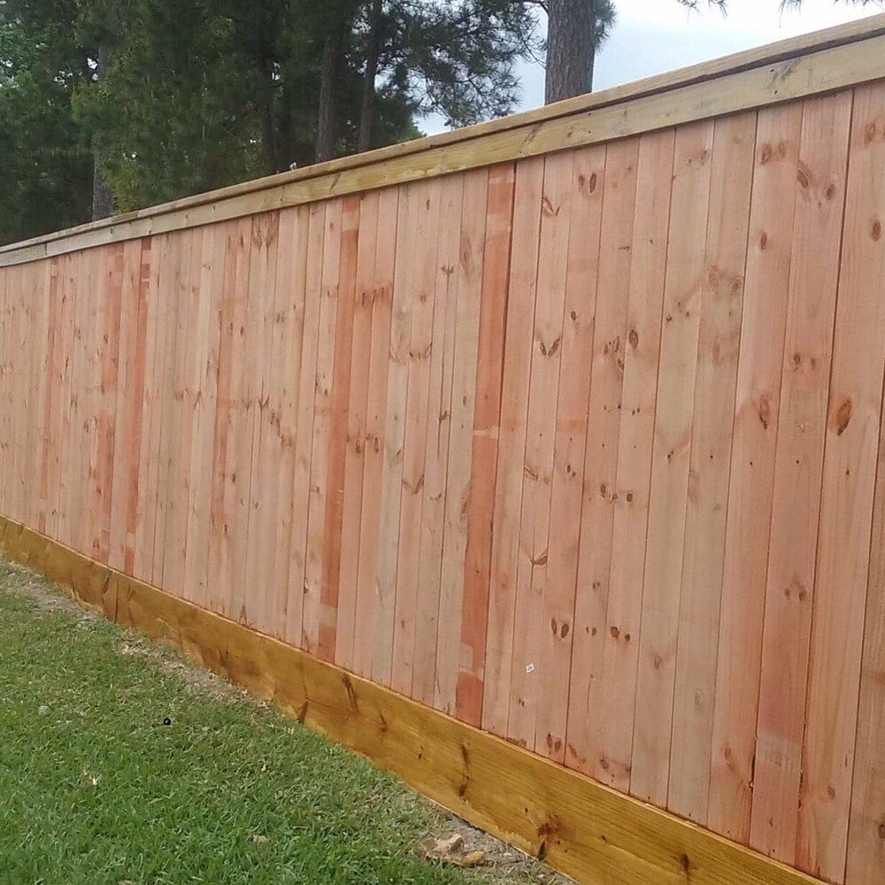 H & B Fencing and Landscaping: Channelview, TX