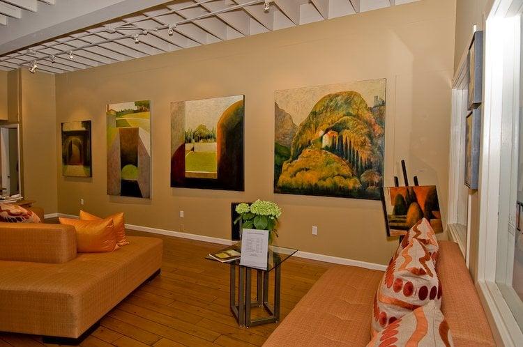 The ART Bar: 46 Main St, Tiburon, CA