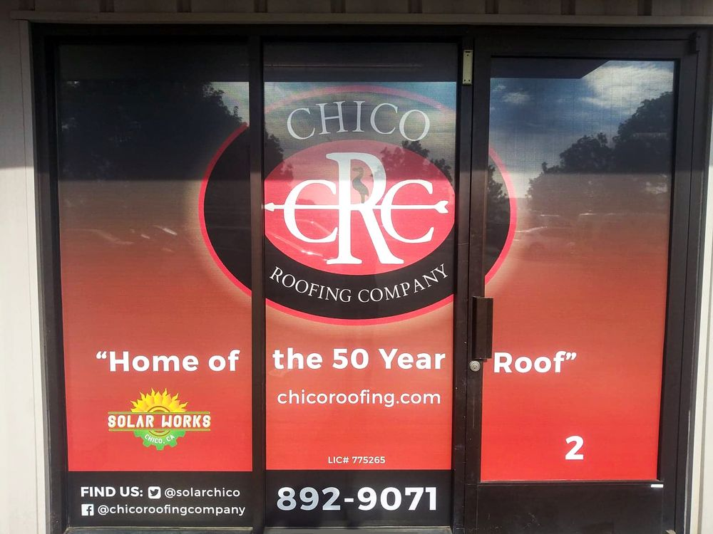 Chico Roofing: 3030 Thorntree Dr, Chico, CA