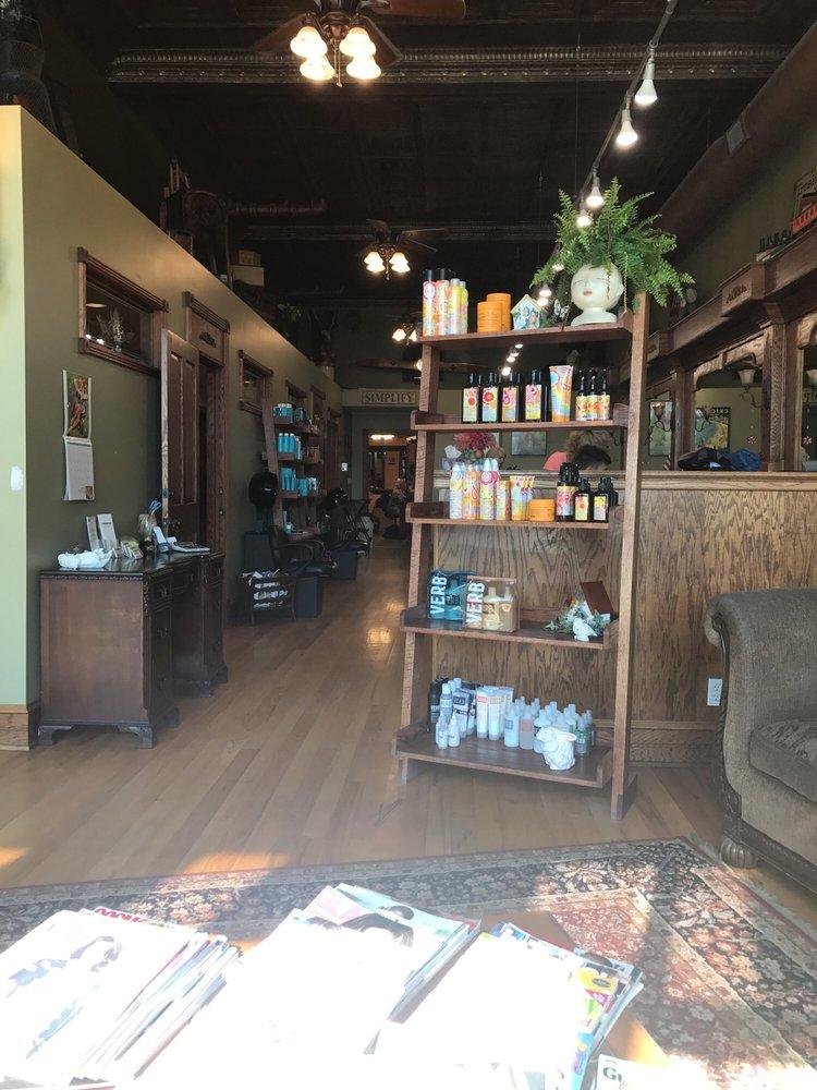 Professional Edge Salon: 315 Center St, Hobart, IN