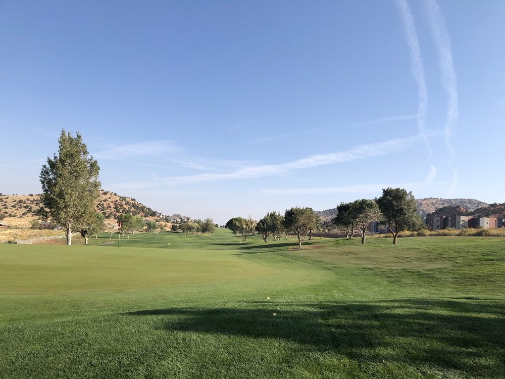 Cedar Ridge Municipal Golf Course: 200 E 900th N, Cedar City, UT
