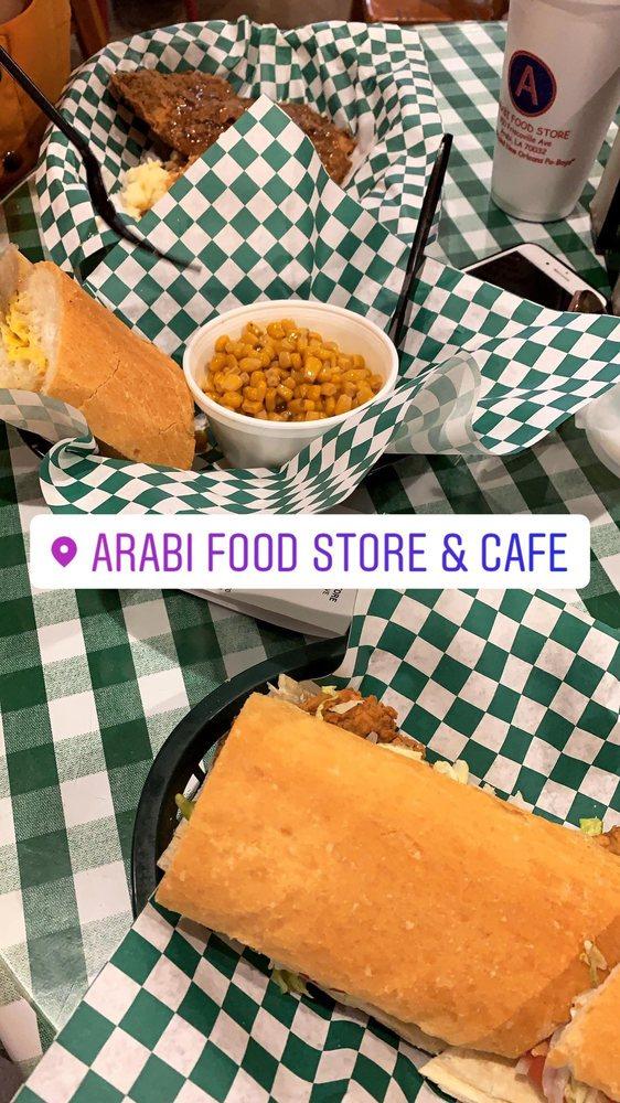 Arabi Food Store: 650 Friscoville Ave, Arabi, LA