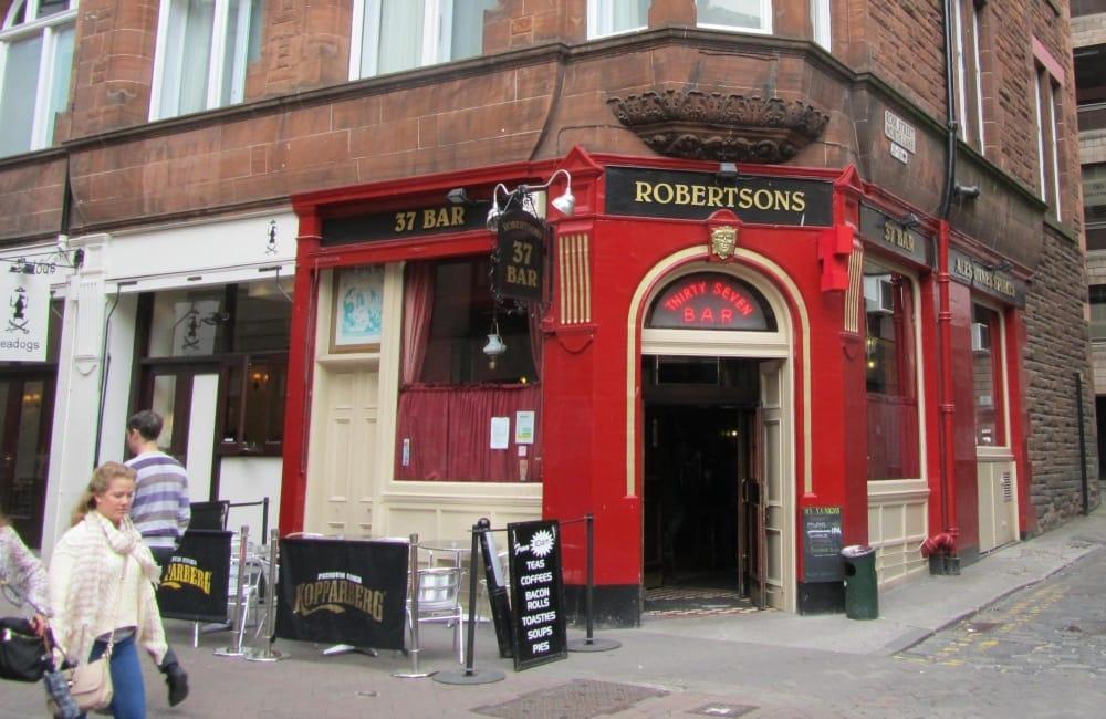 Robertsons 37 Bar