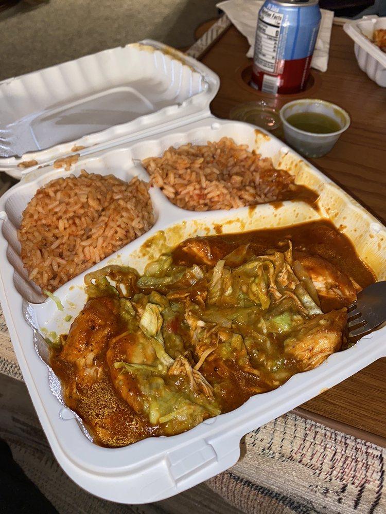 La Cocina Mexicana: 107 W Main St, Kutztown, PA
