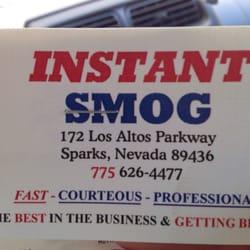Instant Smog 13 Reviews Smog Check Stations 172 Los Altos