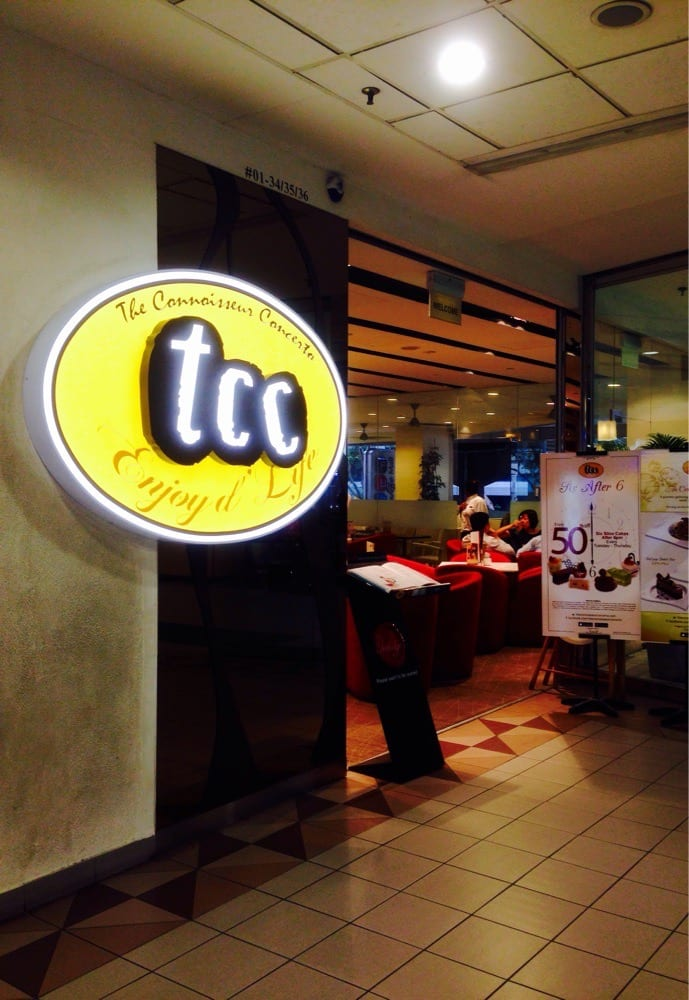 TCC - The Connoisseur Concerto Singapore