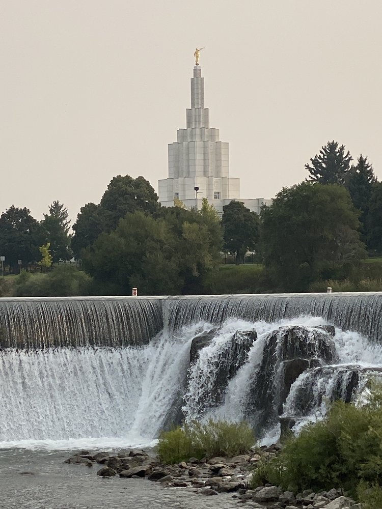 Idaho Falls Temple Visitors Center: 1000 Memorial Dr, Idaho Falls, ID