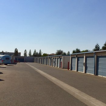 Photo Of Blue Oaks Self Storage   Roseville, CA, United States. Clean  Facility
