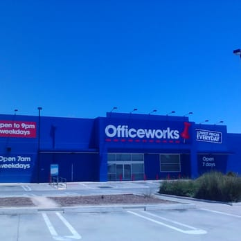 Officeworks  Office Equipment  212216 Beach Rd Christies Beach