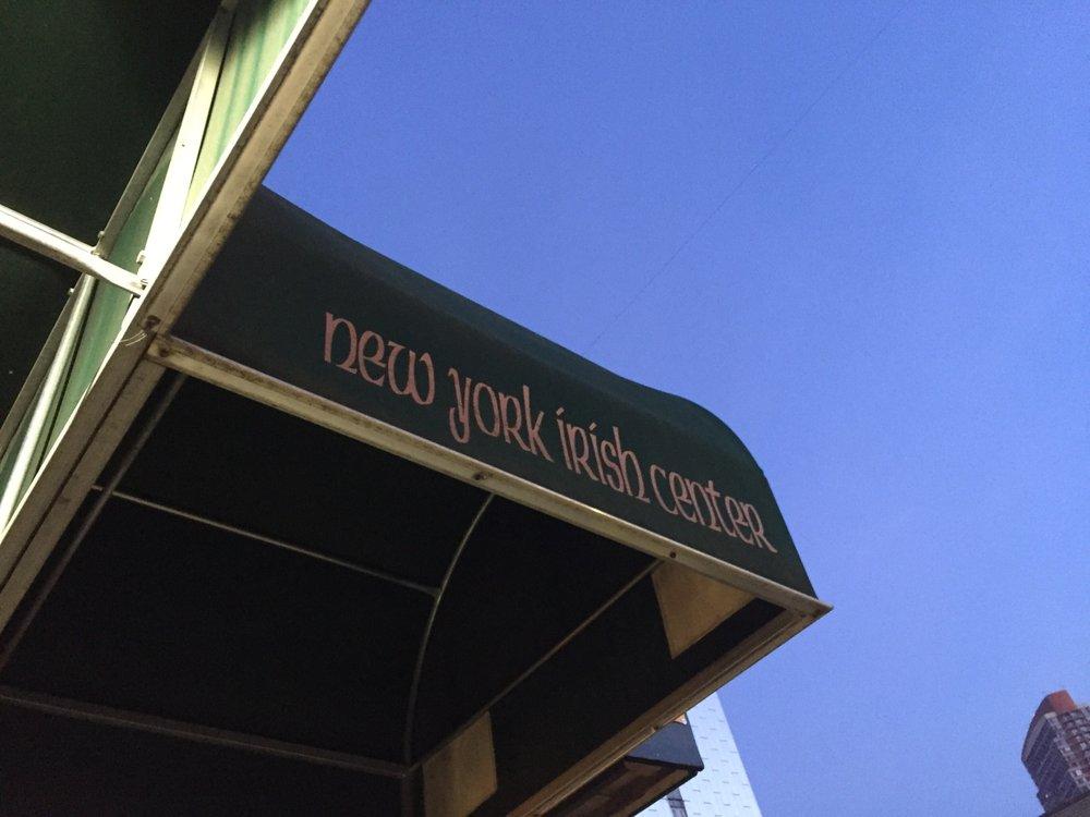 New York Irish Center