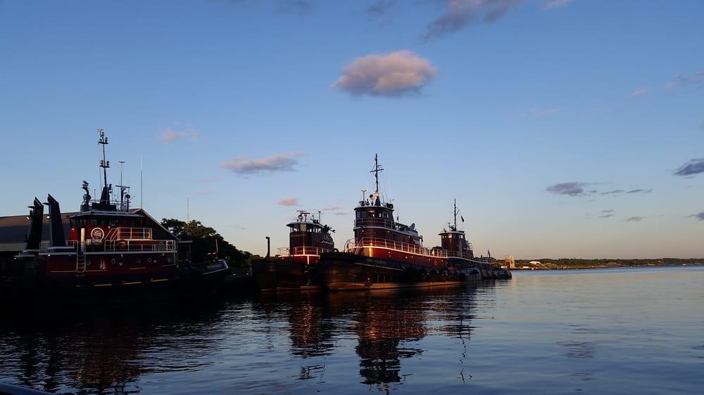 Providence River Boat: 525 S Water St, Providence, RI