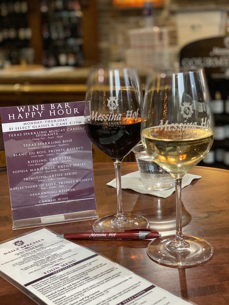 Social Spots from Messina Hof Winery & Resort