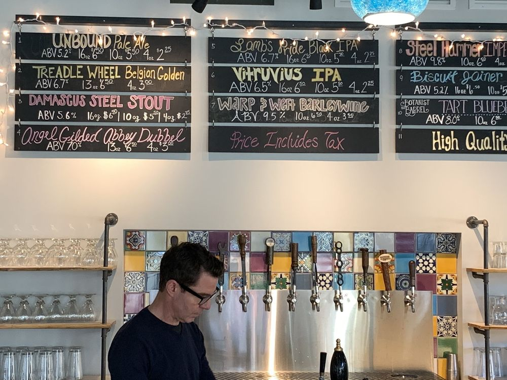 Craftboro Brewing Depot: 101 Two Hills Dr, Carrboro, NC