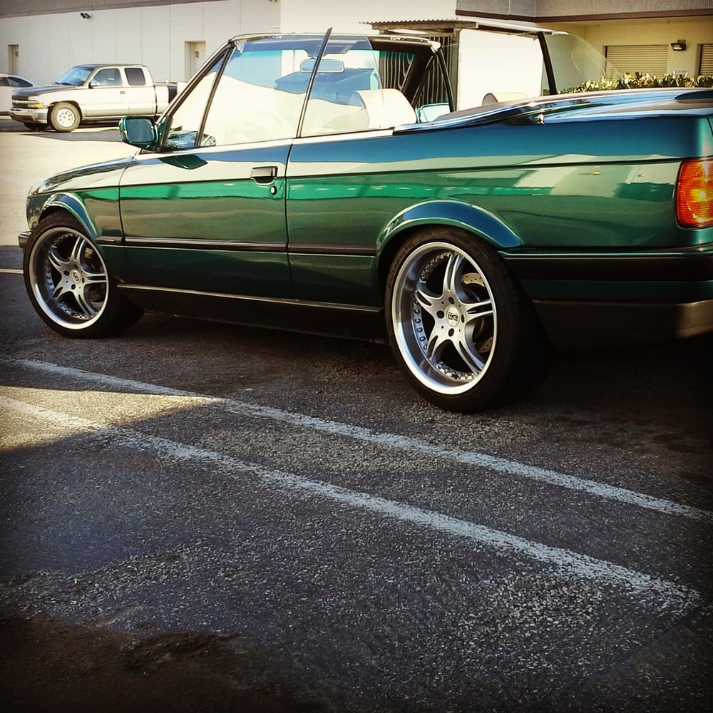 1991 BMW 318iC I Have Brought My Car To Glenn Twice And