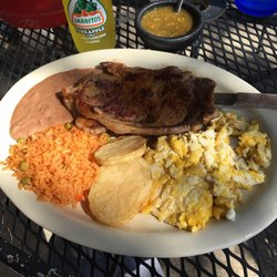 Photo Of Dos Panchas Mexican Restaurant Mesquite Tx United States Steak And