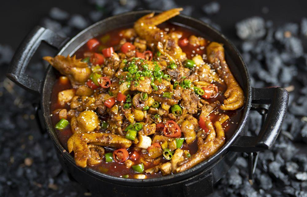 Jiang Hu Asian Street Food - Iowa City
