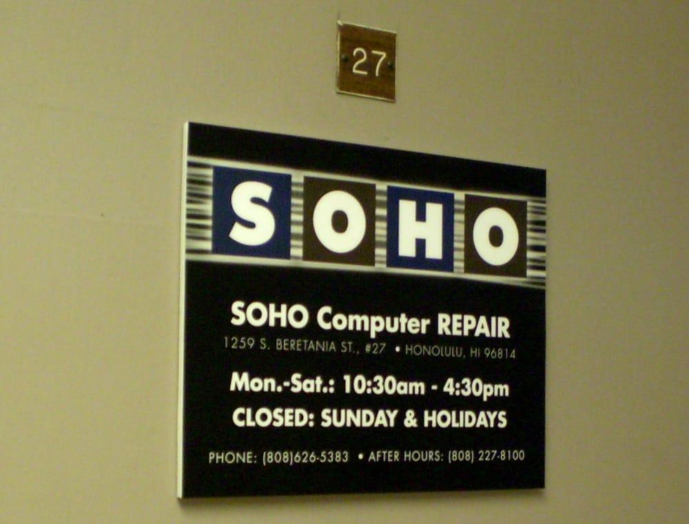 Soho Computer Repair