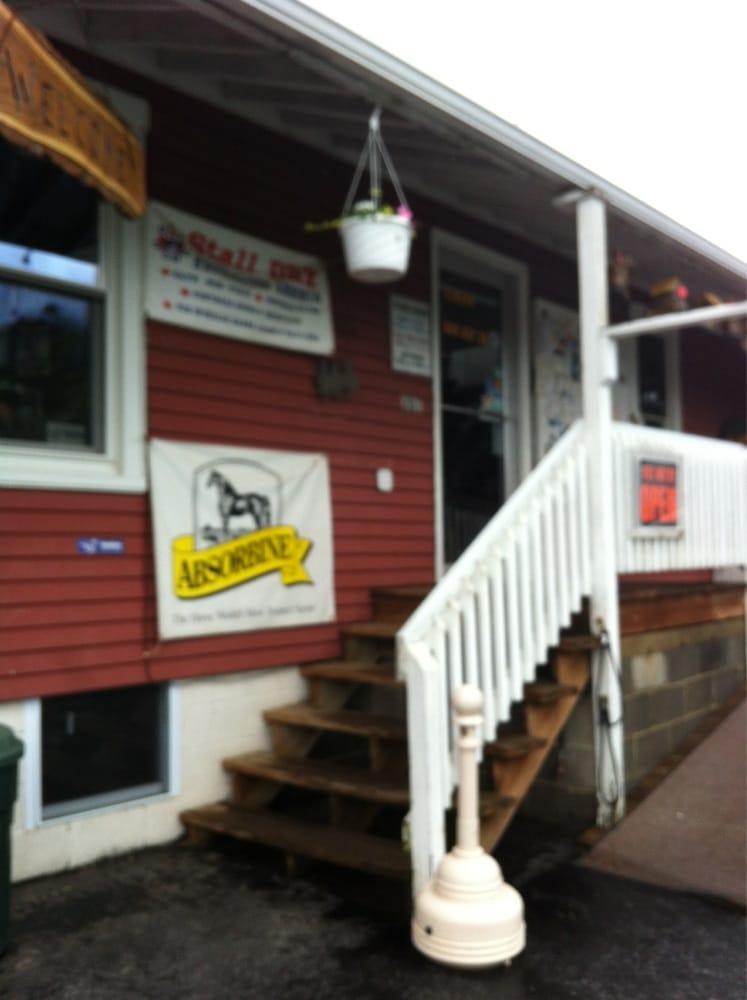 Fisher's Shoe & Saddle Shop: 201 Madisonburg Pike Rd, Madisonburg, PA