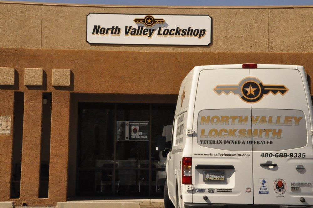 North Valley LockShop: 6554 E Cave Creek Rd, Cave Creek, AZ