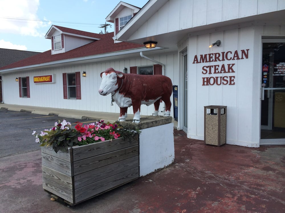American Steakhouse: 1520 W Business US Hwy 60, Dexter, MO