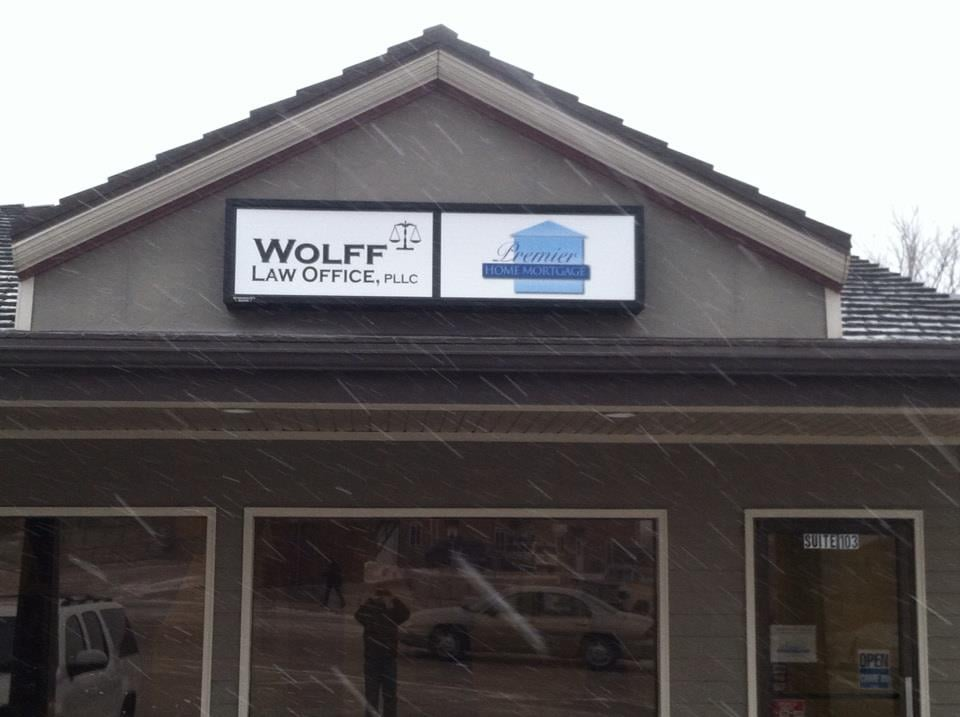 Wolff Law Office, PLLC: 511 National St, Belle Fourche, SD