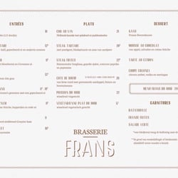 restaurant frans amsterdam